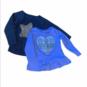 2/$25 🌟 Child's Place/George Long Sleeve Tees